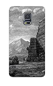 Exultantor Kuzhvh-3181-ashlpwm Case Cover Skin For Galaxy S5 (abstract Artistic)/ Nice Case With Appearance