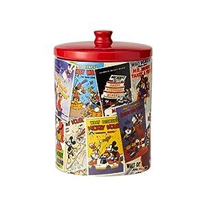 Mickey Mouse Ceramic Cookie Jar