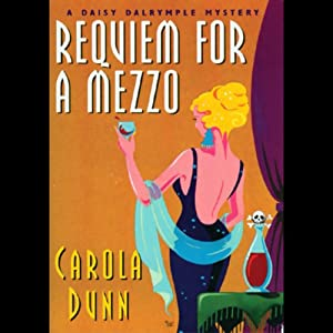 Requiem for a Mezzo Audiobook
