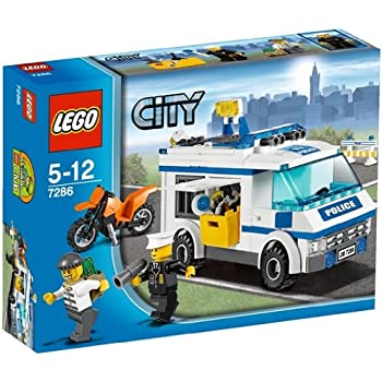 Lego city set 7245 prisoner transport toys games - Lego city police camion ...