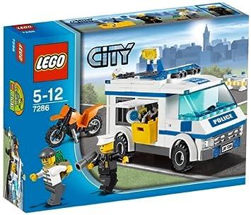 LEGO 7286 Transporte de Prisioneros, Juguete Construcción A Partir ...