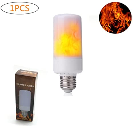 Bombillas Lámparas LED en forma de vela E27 lámparas de Creative 99pcs Epistar chip LED decorativa