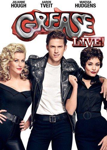 Grease Live [Edizione: Stati Uniti] [Italia] [DVD]: Amazon.es: Aaron Tveit, Julianne Hough, Keke Palmer, Mario Lopez, Didi Conn, Vanessa Hudgens, ...