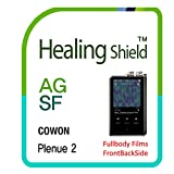 Front Back Side Screen Protector for Cowon Plenue 2 Player , Anti-Glare Matte Screen Protector LCD Shield Guard Healing Shield Film [Front 1pcs Film, Back 1pcs Film and Side Films]