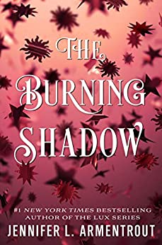 The Burning Shadow (Origin Series Book 2) by [Armentrout, Jennifer L.]