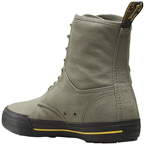 Eyelet Martens Dr 8 Boots Winsted Womens Canvas 4wqI7