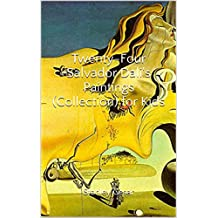 Twenty-Four Salvador Dali's Paintings (Collection) for Kids