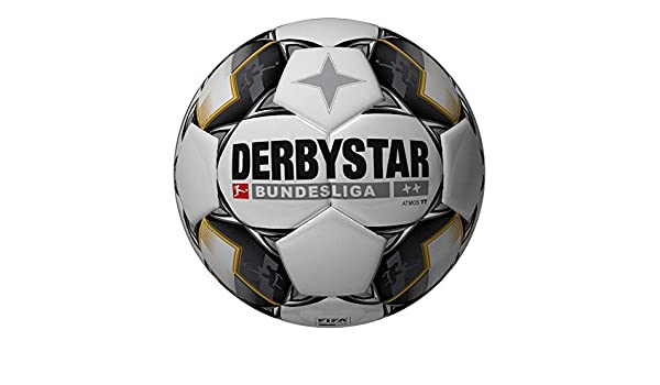 Derby Star Adultos Bundesliga Atmos Pro TT – Balón de fútbol ...