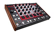 Akai Professional Rhythm Wolf | True Analog Drum Machine and Bass Synthesizer