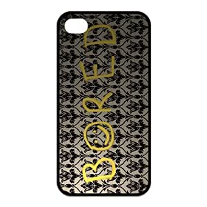 Sherlock iPhone 4s Cases,Hard Silicone+PC Material, Case for iPhone 4 4s,Rubber Case Cover