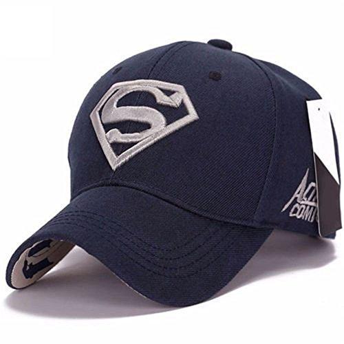 Superman Stretch Hombres Moda Hath Gorra Exterior Unisex Mujeres Hip Llxln Hop Ajustable Snapback 78daxwBqn