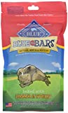 Blue Buffalo Wilderness Blue Mini Bars Dog Treats Variety Pack – 3 Flavors (Blueberry & Yogurt, Chicken & Cheddar, and Banana & Yogurt) – 3 Pouches (8 Ounces Each)