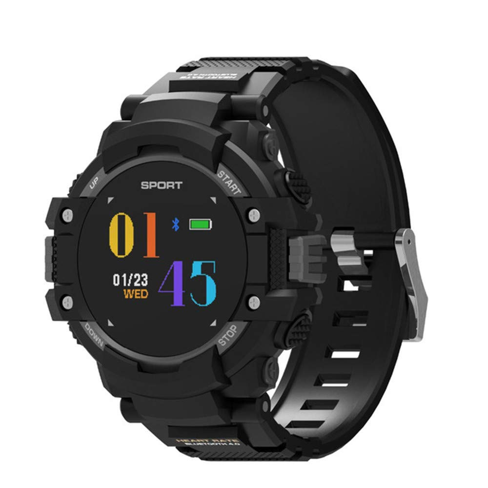 Amazon.com: Four Smart Watch, GPS Color LCD Real-time Heart ...