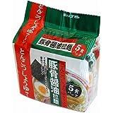 スナオシ 豚骨醤油拉麺 5食パック×6個