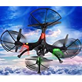 K&A Company Syma X8C 2.4Ghz 6-Axis Gyro RC Quadcopter with 2MP HD Camera New 485 mm x 485 mm x 190 mm