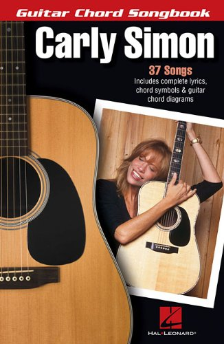Download Carly Simon - Guitar Chord Songbook (Guitar Chord Songbooks ...