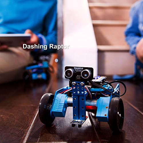 Makeblock Programmable mBot Ranger Robot Kit, STEM Educational Engineering Design & Build 3 in 1 Programmable Robotic System Kit - Ages 10+ by Makeblock (Image #2)