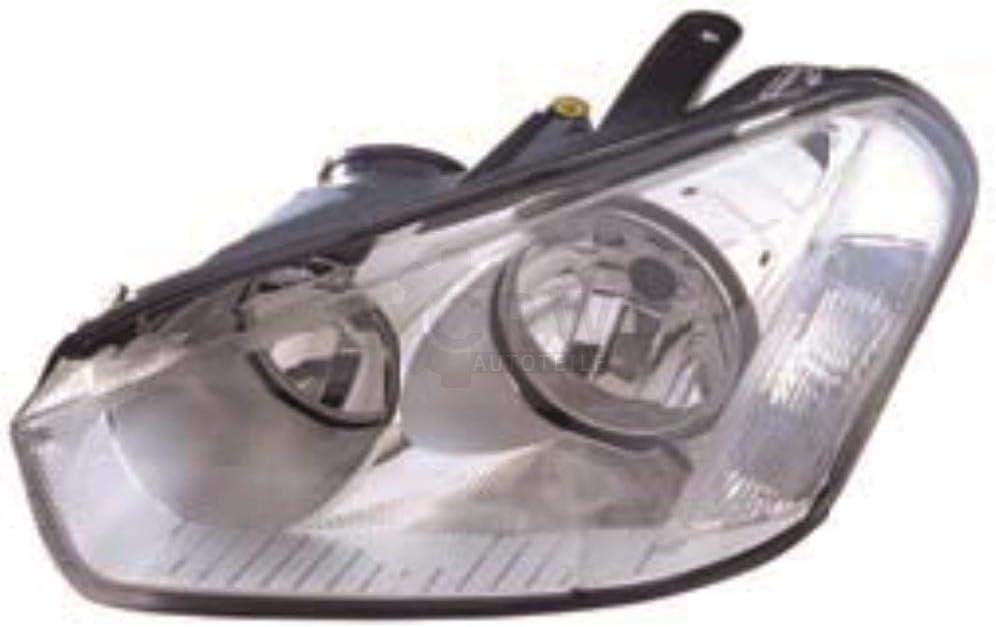 Scheinwerfer Set Focus C-MAX Bj 07-10 Facelift H7+H1 inkl Lampen