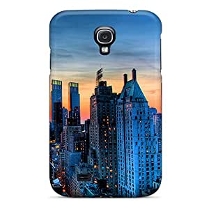 S4 Scratch-proof Protection Case Cover For Galaxy/ Hot New York Phone Case