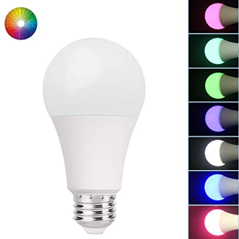 Docooler Intelligent Bulb Supported WiFi Smart Phone: Amazon