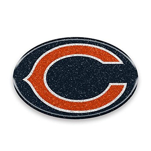 NFL Chicago Bears Color Bling Emblem, 4