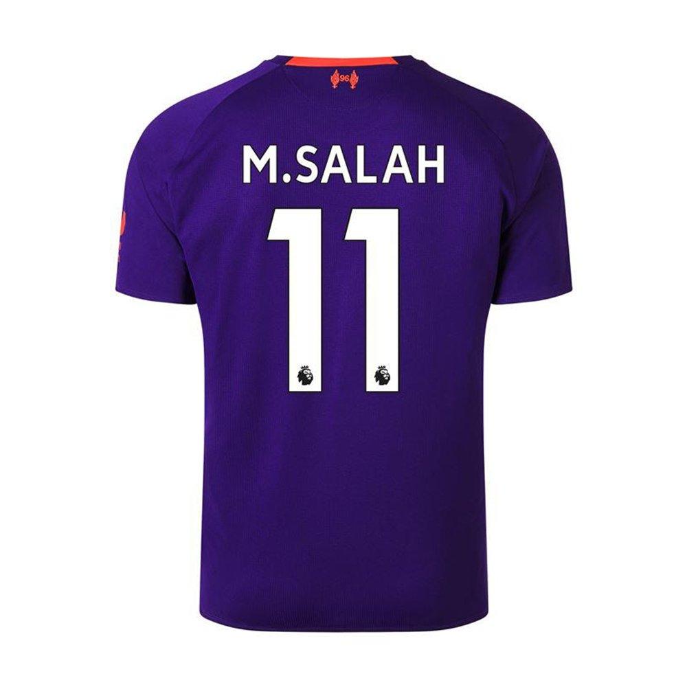 WOola New Liverpool Salah Away Men's Soccer Jersey