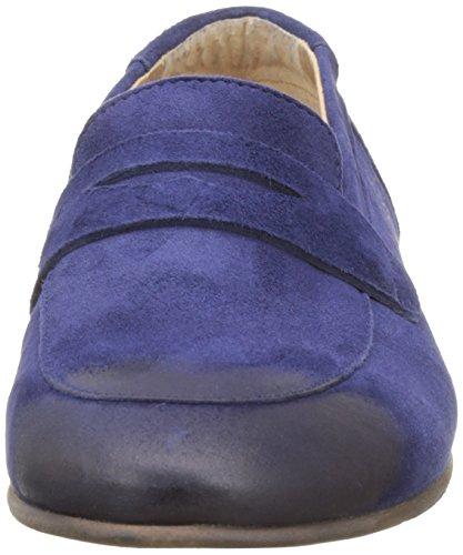 Kickers Women's Galluchat Moccasins Blue (Marine 10) ng0KW6kg