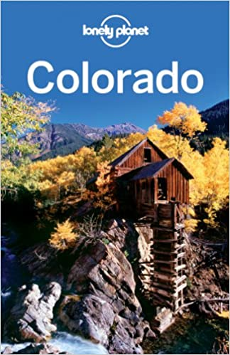 Book Lonely Planet Colorado (Travel Guide)