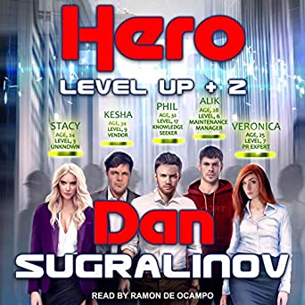 Level Up, Book 2 - Dan Sugralinov