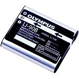 Olympus LI-90B Rechargeable Battery (Silver)