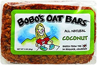 product image for Bobos Oat Bars - All Natural - Coconut - 3 oz Bars - Case of 12