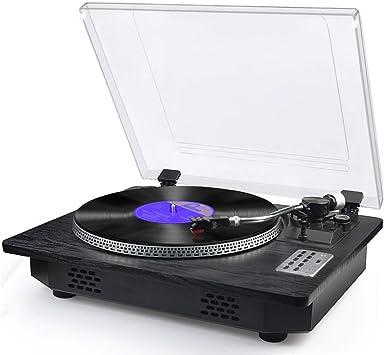 Tocadiscos de Vinilo para Reproductor de Discos Phono LP con ...