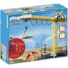Playmobil City Action 5466 Large Crane with Infrared Remote Control
