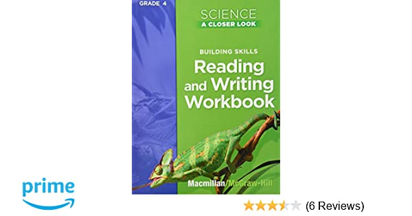 Building Skills Reading And Writing Workbook