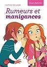 Signé Juliette - Tome 5 - Rumeurs et manigances par Dieuaide