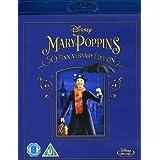 Mary Poppins (50th Anniversary Edition) [Blu-ray]