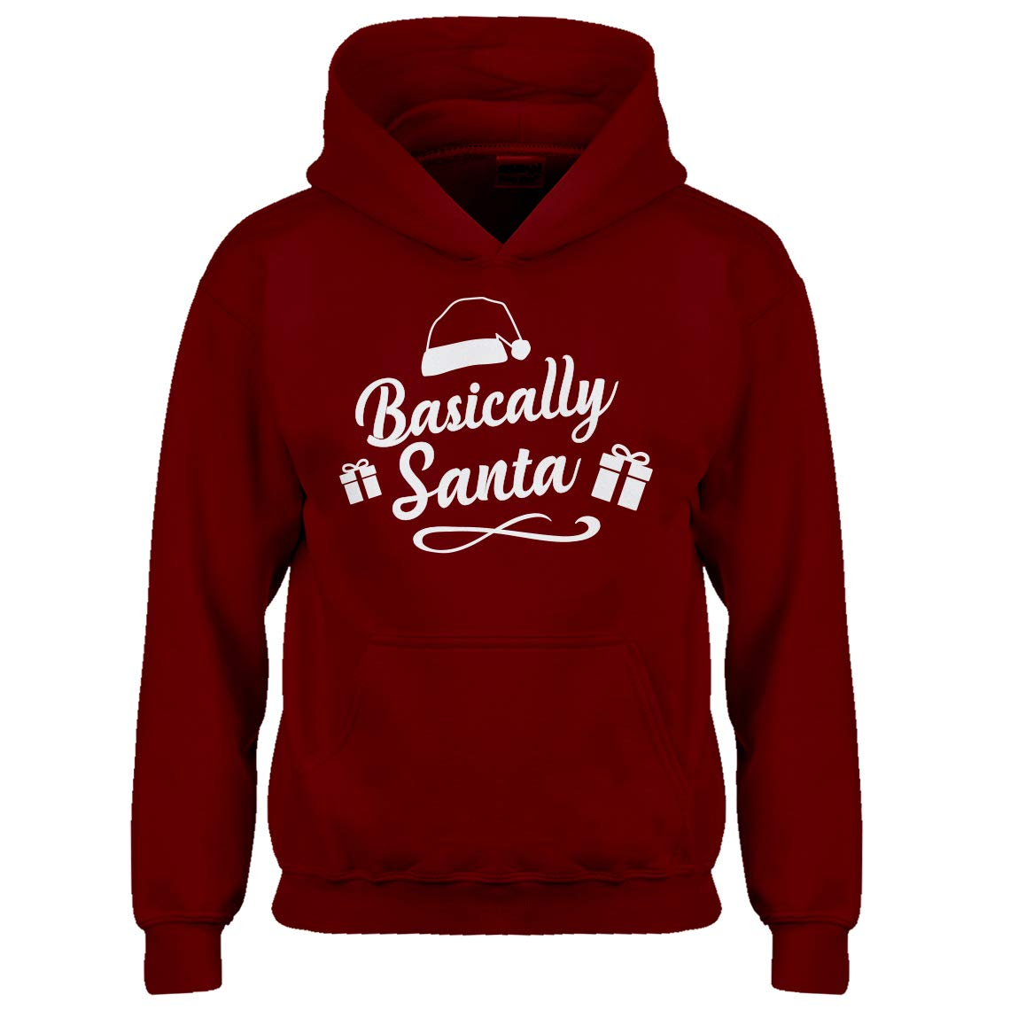 Indica Plateau Basically Santa Hoodie for Kids