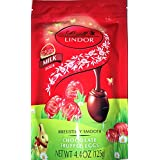 Lindt Lindor Milk Chocolate Truffle Eggs! Irresistibly Smooth Chocolate Truffles!