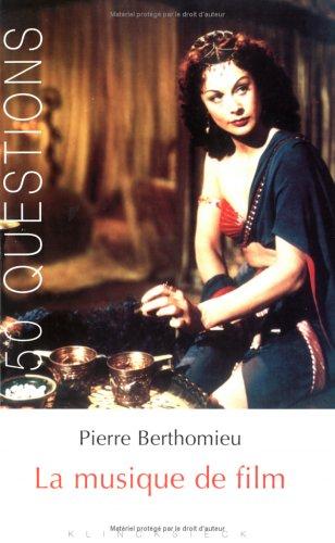 La Musique de Film (50 Questions (Paperback)) (French Edition)