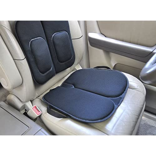 Well Wreapped Skwoosh Auto Car Seat Cushion