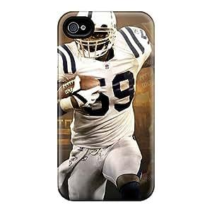 AlainTanielian Iphone 6 Excellent Hard Phone Case Unique Design High-definition Indianapolis Colts Series [jRo12827wqHJ]