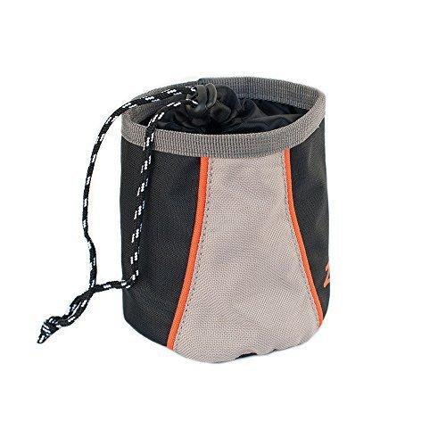 ZippyPaws Adventure Treat Bag (Volcano Black) ()
