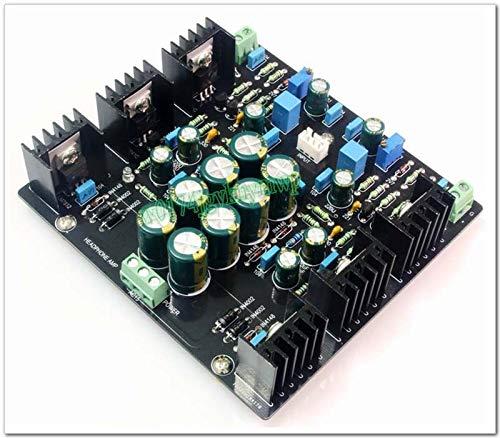 FidgetFidget JHL Class A 2CH Channel Single-Ended Preamp Preamplifier Board Headphone Amp