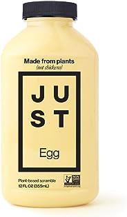 JUST Egg, Cholesterol-Free, Plant-Based Scramble, 12 oz