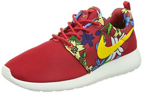 Nike 5 Race Course à Pied Short(s) Rouge