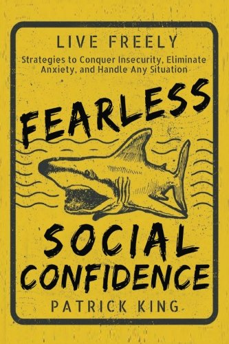 Fearless Social Confidence Strategies Insecurity product image