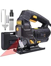 Circular Saw 1500W, Electric Circular Saw, Jigsaw 800W with Laser Guide