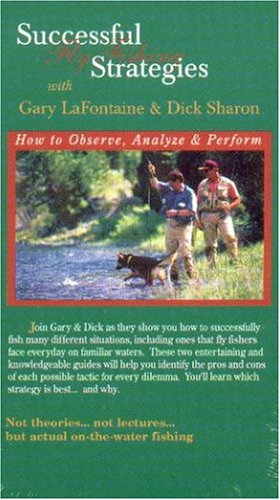 Successful Fly Fishing Strategies (Volume 1) [VHS] by Miracle Productions