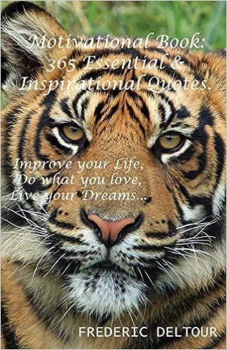 Motivational Book 365 Essential Inspirational Quotes Improve