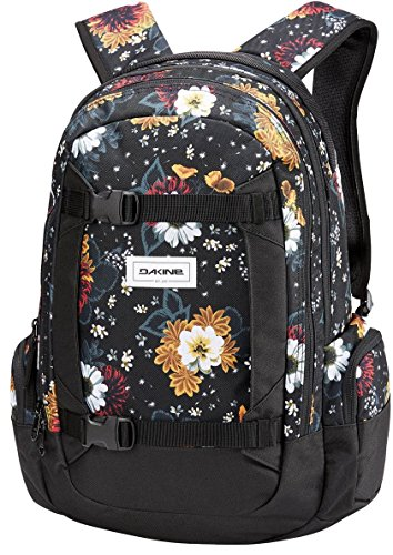 DAKINE Women's Mission 25L Laptop Backpack (Winter Daisy)
